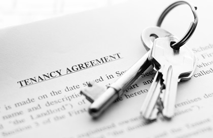 image of tenancy agreement
